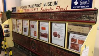 Details of the restoration project