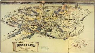 نقشه دیسنیلند