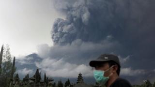 इन्डोनेशिया, ज्वालामुखी, विपद