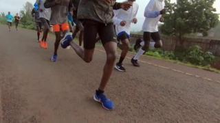 trkači