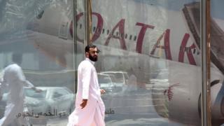 Qatar imewasilisha malalamiko rasmi katika Shirika la Kimataifa Biashara WTO dhidi ya vikwazo vya kiuchumi vilivyoweka dhidi yake mwezi June na nchi za kiarabu ambazo ni majirani zake.