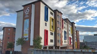Manor Bank student flats