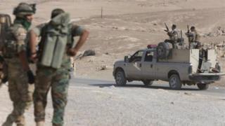 Igipolisi ca Irak caragize uruhara mu ntambara z'i Qayyarah mu kwezi kwa cumi