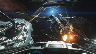 Screenshot from CoD:IW