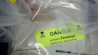 El fentanilo causa miles de muertes cada año en Estados Unidos.