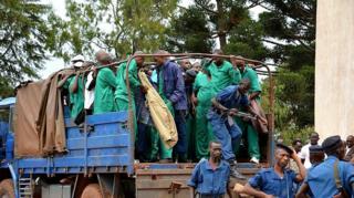 Dieudonne Bashirahishize, ari ku rutonde rw'abafatiwe umutungo mu Burundi abivugako iki?