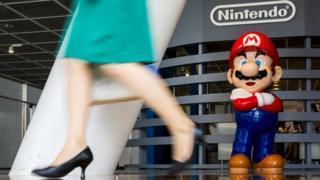 Офис Nintendo