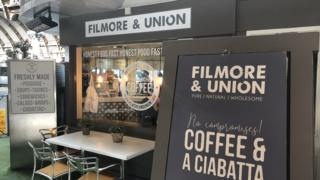 Filmore and Union York station