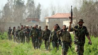 Ndị agha Syria
