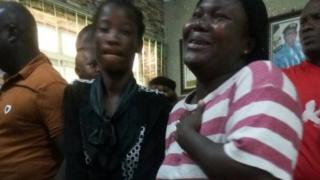 Alleged Child traffickers in Eleme, Rivers State