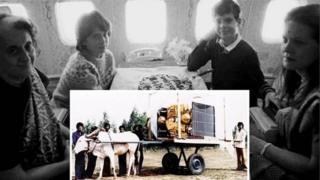 गांधी घराणं, इस्रो