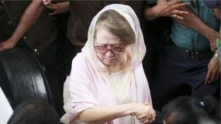 খালেদা জিয়া, বিএনপি, বাংলাদেশ