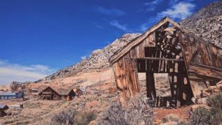 Cerro Gordo. Brent Underwood