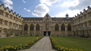 environment University College, Oxford