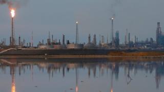 1980'li yıllarda petrol endüstrisinin dışa açılımı hedeflendi.