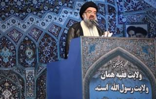 """احمد خاتمی جریانی را که به دنبال تئوریزه کردن """"بیحجابی"""" است گروه """"بدتر"""" توصیف کرده است"""