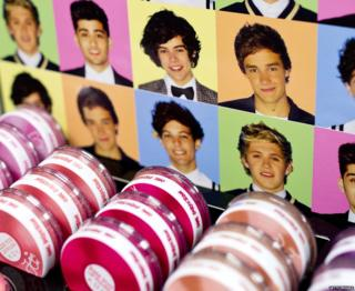 One Direction lip balms from Superdrug