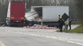 Monaghan crash
