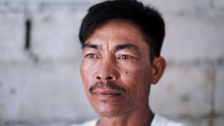 菲律宾渔民格伦