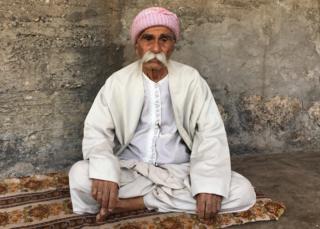 Sheikh Mirza at Lalish
