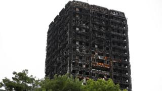 Grenfell Tower block