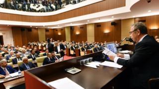 Mansur Yavaş ve Belediye Meclisi