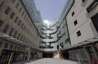 BBC binası