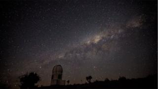 The Siding Spring Observatory, owned by the Australian National University