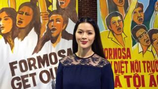 Trinity Hồng Thuận thường xuyên làm việc với chính giới Hoa Kỳ và các tổ chức quốc tế để vận động nhân quyền cho Việt Nam.