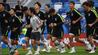 韓国は10度目となるワールドカップ本大会に臨む