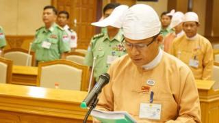 တနင်္သာရီတိုင်း ဝန်ကြီးချုပ် ဦးမြင့်မောင်