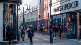 Coronavirus: Marks & Spencer cafes to reopen for takeaway thumbnail