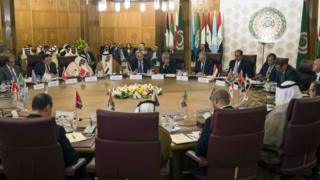 اجتماع وزراء الخارجية العرب الطارئ الأخير في القاهرة