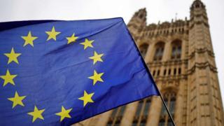 Baner yr UE