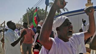 احتجاجات خرجت عقب صلاة الجمعة
