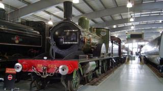 Locomotive No 563