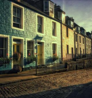 South Queensferry street