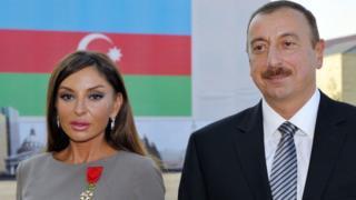 İlham Əliyev, Mehriban Əliyeva