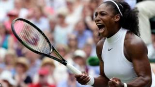SErena Williams atsinze amahiganwa 22 ya Grand Slam