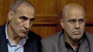 Ahmad Abolfathi na Seyyed Mansour Mousavi