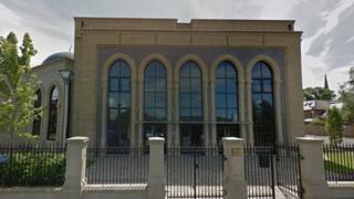Masjid-e-Salaam mosque