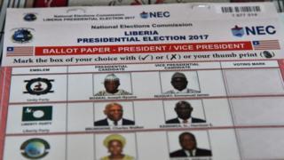 libéria, élection, second tour, george weah, joseph boakai
