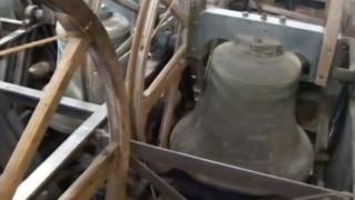 Bells at St Mary's Magdalene Church in Taunton