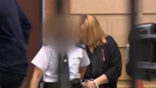 Geraldine O'Kane at Londonderry Crown Court
