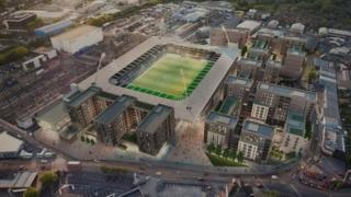 AFC Wimbledon's plans for Plough Lane