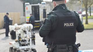 Lisburn security alert