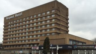 Britannia Hotel, Northenden