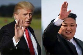 도널드 트럼프 대통령과 김정은 국무위원장의 만남에 세계의 관심이 쏠리고 있다