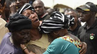 Benue mass burial