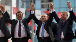 İmamoğlu, Kılıçdaroğlu, Yavaş